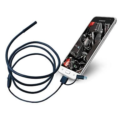 3 w 1 5.5mm usb endoskop inspekcja borescop mini kamera 10 m hardwire wodoodporna ip67 wąż cam 6 led dla android pc