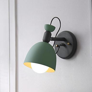Modern / Contemporary Lampy ścienne Living Room / Sypialnia Metal Światło ścienne 110-120V / 220-240V 40W