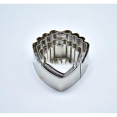 Narzędzia do pieczenia Nierdzewny Artystyczny Tort Formy Ciasta