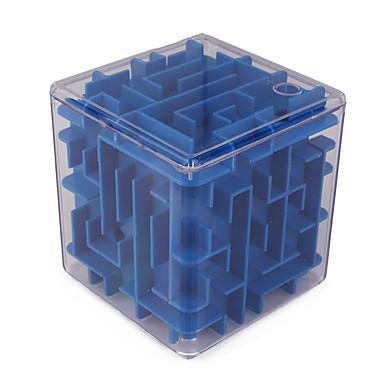 كرات متاهة متاهة 3d لغز مربع ABS للأطفال للبالغين للجنسين هدية
