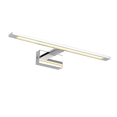 OYLYW Nowoczesny / współczesny Oświetlenie łazienkowe Metal Światło ścienne IP20 90-240V 24 W / LED Zintegrowane