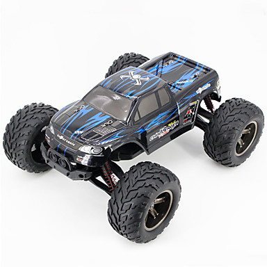 RC auto S911 4ch Terreinwagen Off Road Car High-Speed 4WD Drift Car SUV Monster Truck Bigfoot Borstelloos Elektrisch 50 KM / H