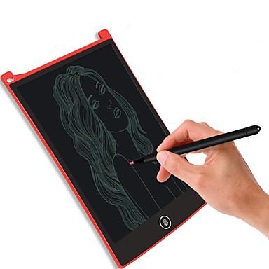 abordables Periféricos de Ordenador-8.5 pulgadas digital lcd escritura tableta cepillos de alta definición tarjeta de escritura a mano portátil sin radiatio