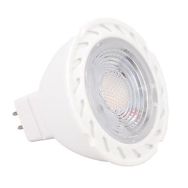 5W 460lm MR16 Żarówki punktowe LED 6 Koraliki LED SMD 2835 LED Light Ciepła biel Zimna biel 12V