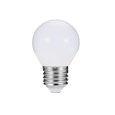 EXUP® 1 szt. 5 W 560 lm E27 Żarówki LED kulki G45 10 Koraliki LED SMD 5730 Przygaszanie / Lampka LED / Dekoracyjna Ciepła biel / Zimna biel 180-240 V / FCC