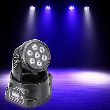 U'King Oświetlenie LED sceniczne DMX 512 Master-Slave Aktywowana Dźwiękiem Auto 70 na Klub Ślub Scena Impreza Obuwie turystyczne