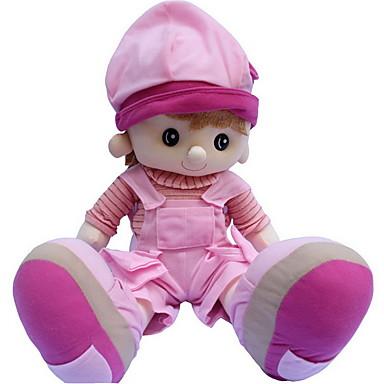 Pluszowa lalka Dziewczyna Lalki Moda 55cm Słodki Dla dzieci Miękki Bezpieczne dla dziecka Duży rozmiar Słodkie Ślub Motyw kreskówkowy Non