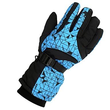 Rękawice narciarskie Męskie Damskie Full Finger Keep Warm Inny materiał Narciarstwo Zima