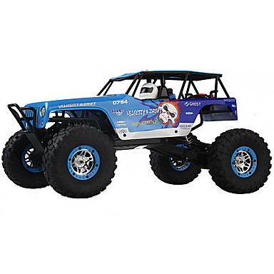 RC Car WLtoys 10428-A 2.4G Buggy (Off-road) / Monster Truck Bigfoot / Drift Car 1:10 Brush Electric 30 km/h Climbing Function / Remote Control / RC / Rechargeable