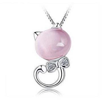 Damskie Kryształ Rhinestone Kryształ Imitacja diamentu Breloczki - Kryształ Imitacja diamentu Stop Zwierzęta Na co dzień Kreskówka