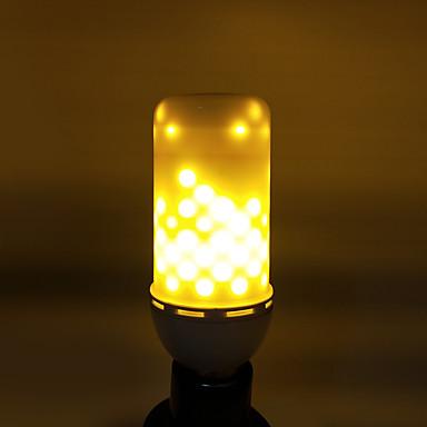 BRELONG® 1 szt. 5 W 700 lm E26 / E27 Żarówki LED kukurydza 99 Koraliki LED SMD 2835 Ciepła biel 85-265 V