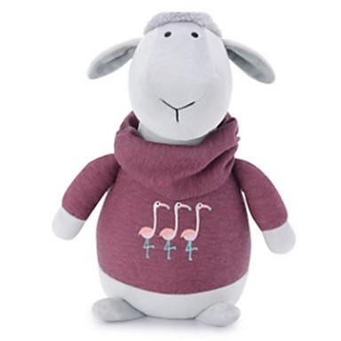 Plüschtiere Spielzeuge Pferd Schaf Tier Tiere Tiere Kinder Stücke