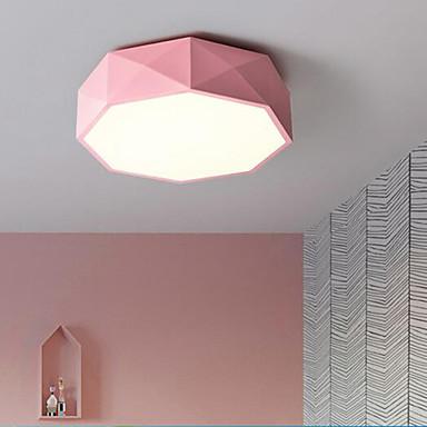 Podtynkowy Światło rozproszone - Przysłonięcia, Modern / Contemporary, 220-240V, White Ciepła biała + biała, Żarówka w zestawie