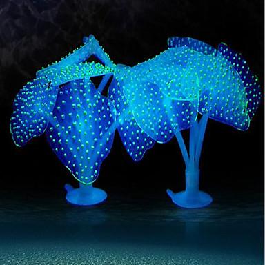 Dekoracja Aquarium Meduza Dekoracja Sztuczne Silicon Rubber