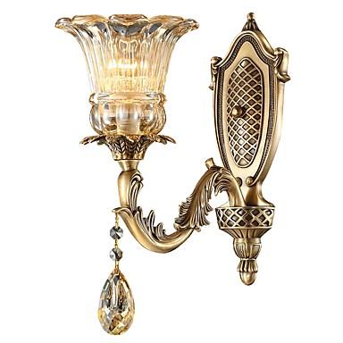 Wiejski Retro/Vintage Lampy ścienne Na Living Room Sypialnia Domowy Metal Światło ścienne IP20 110-120V 220-240V 5W