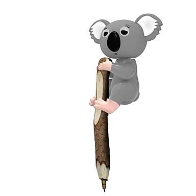 hesapli Oyuncaklar ve Oyunlar-Parmak Koala Parmak Kuklalar Elektronik Evcil Hayvanlar Klasik Tema Etkileşimli Bebek Smart Karikatür Oyuncak Hayvan Yumuşak Plastik Çocuklar için Genç Erkek Oyuncaklar Hediye 1 pcs