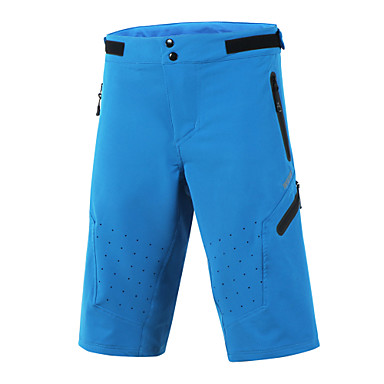 Arsuxeo Shorts para Ciclismo Homens Moto Bermudas para MTB Shorts largos Calças Roupa de Ciclismo Secagem Rápida Design Anatômico