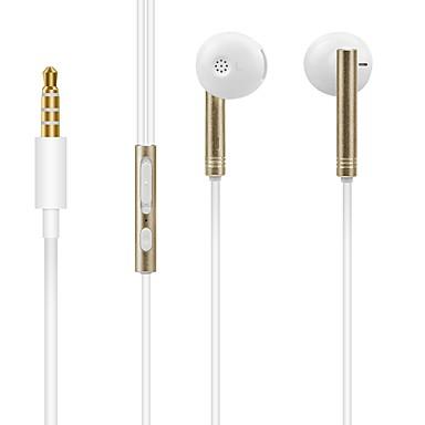 X30 EARBUD Przewodowy/a Słuchawki Dynamiczny Plastikowy Telefon komórkowy Słuchawka Magnet Atrakcja z mikrofonem Stereo Zestaw słuchawkowy