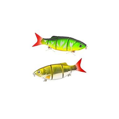 1 szt Przynęta twarda PVC Sea Fishing Casting Bait Spinning Osadzenia Fishing Wędkarstwo słodkowodne General Fishing Fishing Lure Bass