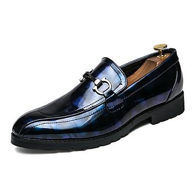 Męskie Buty Derma Jesień Zabawne Mokasyny i pantofle na Casual Black Black/Red Black/Blue
