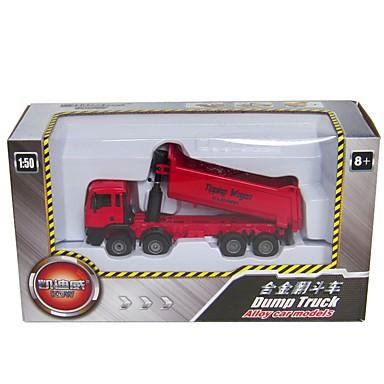 Wywrotka Pojazdy budowlane i ciężarówki do zabawy Samochodziki do zabawy Zabawka edukacyjna 1:50 Klasyczna Obrotową głowicę Miękkiego