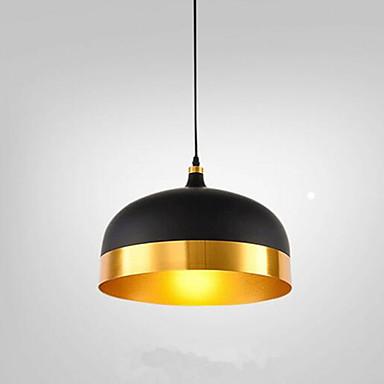 Miska Lampy widzące Światło rozproszone Malowane wykończenia Metal 110-120V / 220-240V Nie zawiera żarówek / E26 / E27