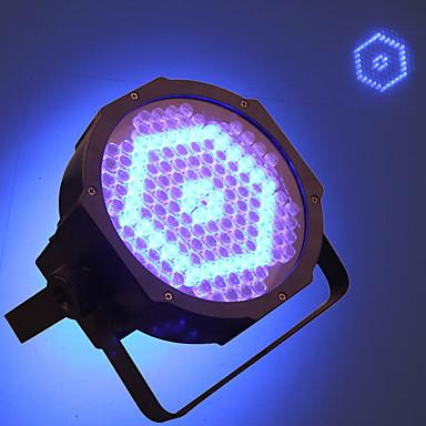 U'King Oświetlenie LED sceniczne DMX 512 Master-Slave Aktywowana Dźwiękiem Auto Pilot zdalnego sterowania 21 na Klub Ślub Scena Impreza