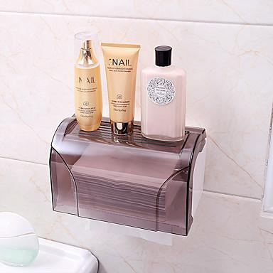 Uchwyty na Papier Toaletowy Nowoczesny Plastikowy 1 szt. - Kąpiel w hotelu