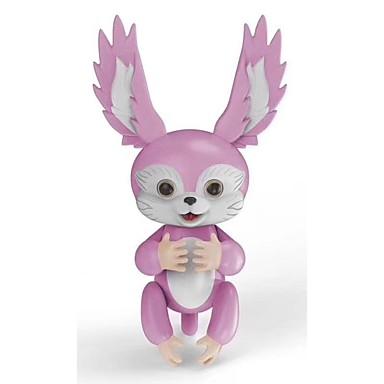 hesapli Oyuncaklar ve Oyunlar-Elektronik Evcil Hayvanlar Rabbit Klasik Tema Smart Motorlu Ses Çocuklar için Yetişkin Oyuncaklar Hediye / akıllı