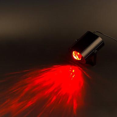 U'King Oświetlenie LED sceniczne Aktywowana Dźwiękiem Auto Pilot zdalnego sterowania 9 na Klub Ślub Scena Impreza Obuwie turystyczne
