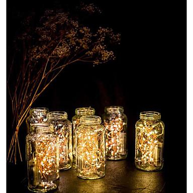 Lampka LED Tworzywa sztuczne / Plastik / PCB + LED Dekoracje ślubne Ślub / Impreza / Wieczór Święto / Bajkowy świat / Fantazje Na każdy sezon