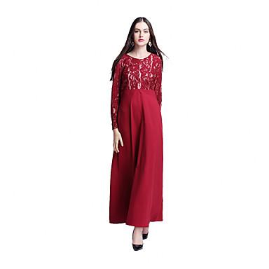 Ethnique et Religieux Robe Arabe Abaya Robe caftan Jalabiya Femme Robes  Style Ethnique Long Fête   3bbcf935606
