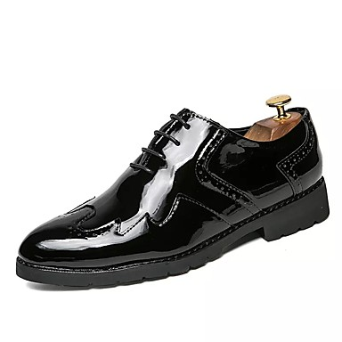 d5fb0845c30a cheap Shoes Trends-Men  039 s Formal Shoes Leather Spring   Fall Oxfords