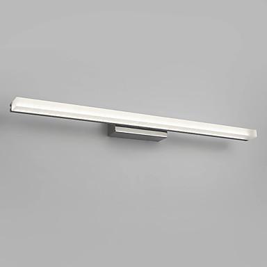 OYLYW Moderne / Nutidig Baderomsbelysning Metall Vegglampe IP65 90-240V 12W