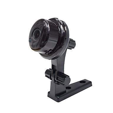 Mettere In Guardia Hqcam® Hd Full 1080p Mini Telecamera Ip Wifi Bidirezionale Slot Vocale Visione Notturna Sicurezza Domestica 3.6mm Obiettivo Angolo Visivo 90 Gradi Ir-cut #06466109