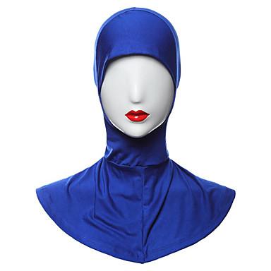 תחפושות מצריות חיג'אב בגדי ריקוד נשים פסטיבל / חג תחפושות ליל כל הקדושים בז' תכלת סגול בהיר חום כחול אחיד
