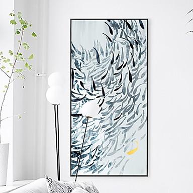 רומנטיקה ציור שמן וול ארט,סגסוגת אלומיניום חוֹמֶר עם מסגרת For קישוט הבית אמנות מסגרת חדר שינה פנימי