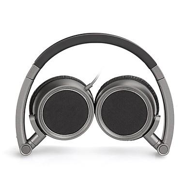 EDIFIER H690 רצועת ראש חוטי אוזניות דִינָמִי פלסטי אודיו Pro אֹזְנִיָה מתקפל / עם מיקרופון / HIFI אוזניות