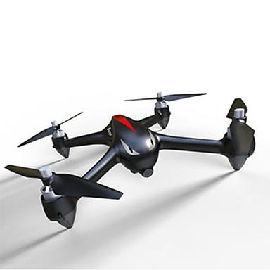 billige Fjernstyrte quadcoptere og multirotorer-RC Drone MJX B2W 4 Kanaler 6 Akse 2.4G Med 1080 P HD-kamera Fjernstyrt quadkopter En Tast For Retur / Feilsikker / Hodeløs Modus Fjernstyrt Quadkopter / Fjernkontroll / Skrutrekker