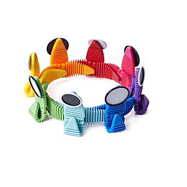 אריחים מגנטיים / אבני בניין 24pcs חיה עיצוב מיוחד / חיות / אינטראקציה בין הורים לילד עכשווי מתנות