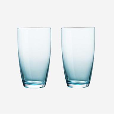 drinkware חומרים מרוכבים / זכוכית אורגנית זכוכית מעודד מצב רוח טוב / מתנת Girlfriend 2 pcs