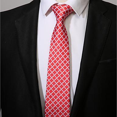 עניבת צווארון - פסים וינטאג' / יום יומי בגדי ריקוד גברים