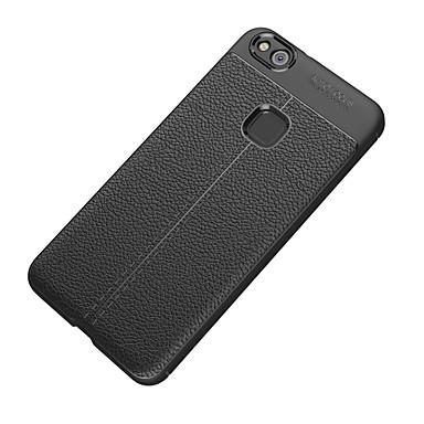 מגן עבור Huawei P10 Lite / P10 אולטרה דק כיסוי אחורי אחיד רך TPU ל P10 Plus / P10 Lite / P10