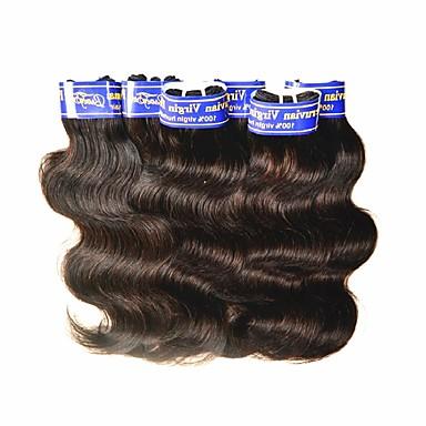שיער בתולי Body Wave שיער פרואני 300 g 12 חודשים יומי