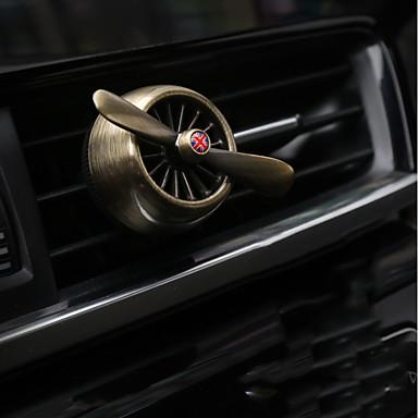 voordelige Auto-interieur accessoires-yc luchtmacht ii auto parfum zinklegering automotive materialen