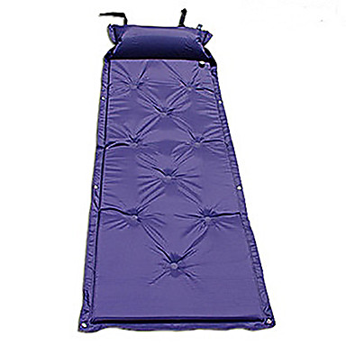 Inflated Mat Moistureproof/Moisture Permeability Plastic Film for Camping / Hiking All Seasons