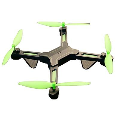 RC רחפן X7T 4ch 6 ציר 2.4G RC Quadcopter חזרה על ידי כפתור אחד / מצב ללא ראש / טיסת פליפ (התהפכות) 360 מעלות RC Quadcopter / שלט רחוק /