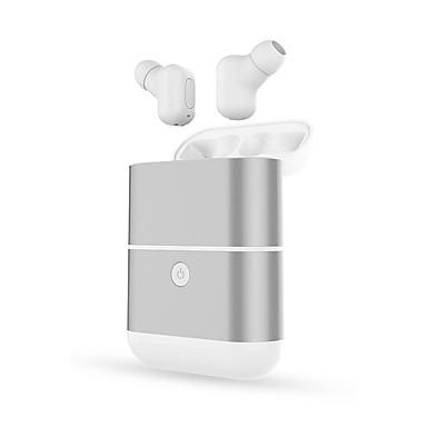 X2-TWS אוזניות אלחוטי אוזניות דִינָמִי פלסטי נהיגה אֹזְנִיָה מיני / עם תיבת טעינה / עם מיקרופון אוזניות