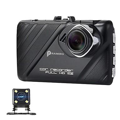 voordelige Automatisch Electronica-auto dvr fhd 1080p 3 dash cams 170 graden novatek 96658 chipset video-opname dubbele lens wdr functie metalen behuizing dvr camera