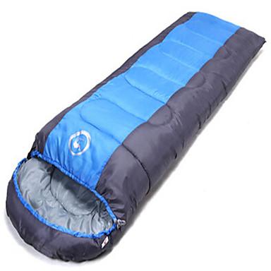 Shamocamel® Sleeping Bag Envelope / Rectangular Bag -10 ~ -15°C Keep Warm Portable Ultra Light (UL) Rain-Proof Foldable Thick Sealed